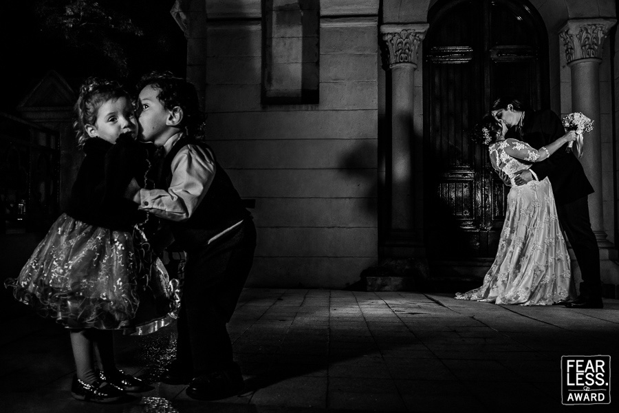 Fearless collection 32 - Award by Ariel Haber - Wedding photographer - Buenos Aires - Argentina